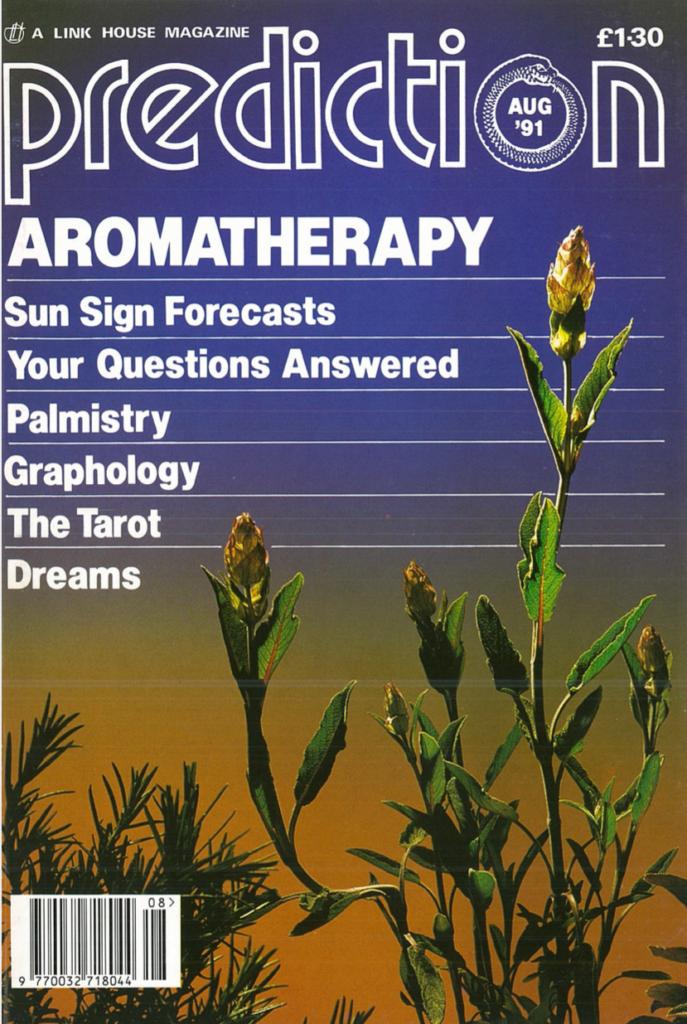 august 1991 prediction magazine