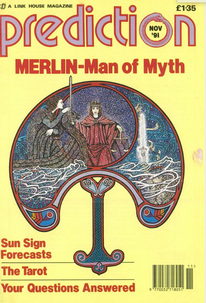 prediction magazine november 1991