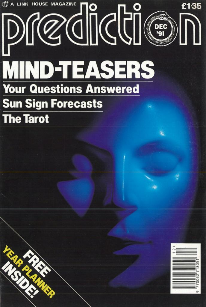 december 1991 prediction magazine