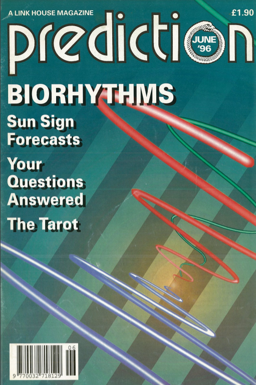 Prediction Magazine June 1996 Edition