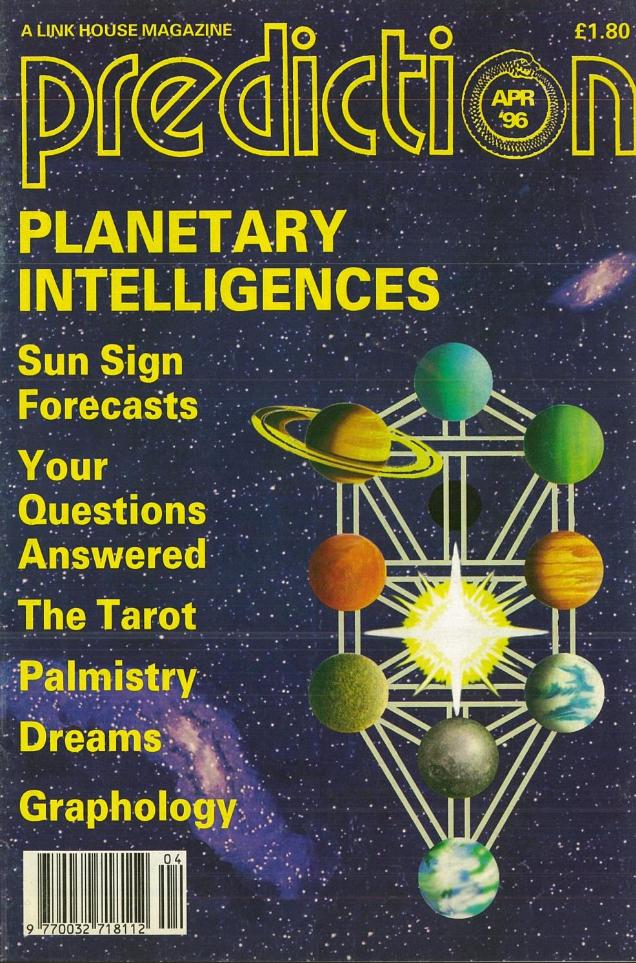 Prediction Magazine April 1996