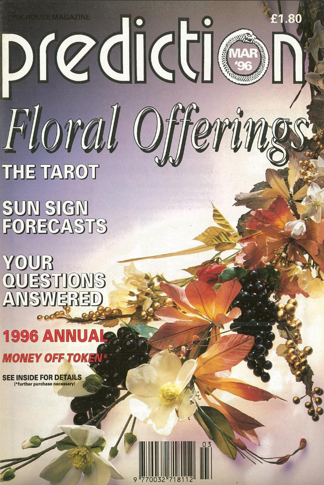 Prediction Magazine March 1996