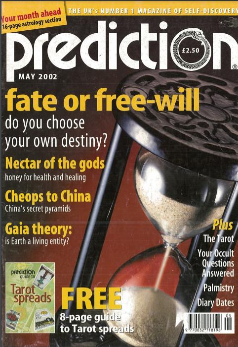 Prediction Magazine May 2002