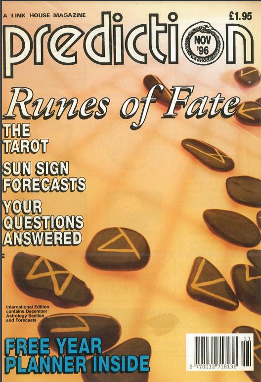 Prediction Magazine November 1996